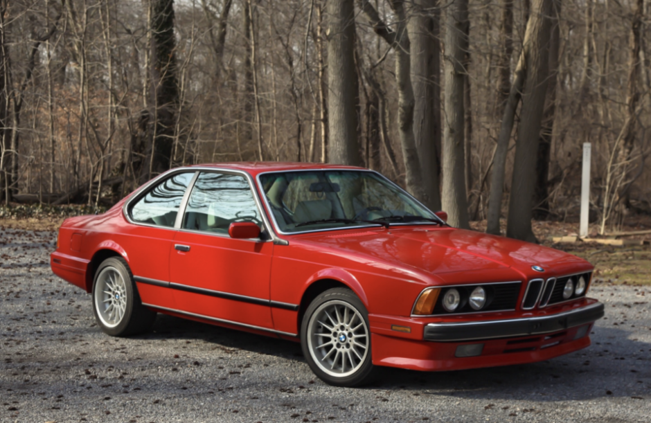 download BMW 6 Series E24 workshop manual