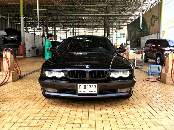 download BMW 7 Series E38 workshop manual