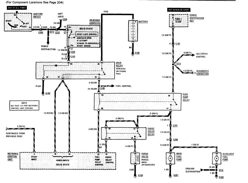 download BMW 733i workshop manual
