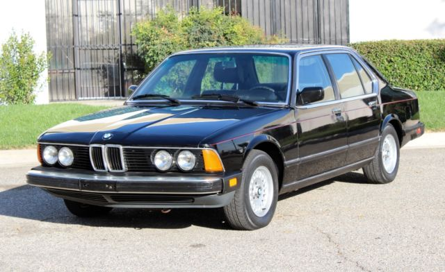 download BMW 733i workshop manual