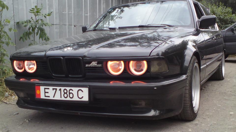 download BMW 735i 735iL workshop manual