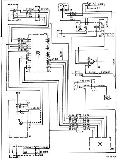 download BMW 745I workshop manual