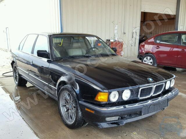 download BMW 750IL workshop manual