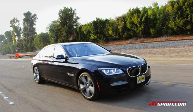 download BMW 760LI workshop manual