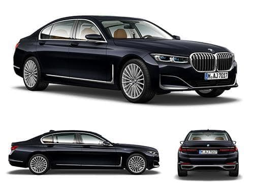 download BMW 760Li 4 door sedan workshop manual