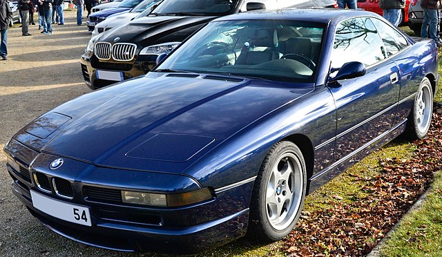 download BMW 8 Series E31 workshop manual