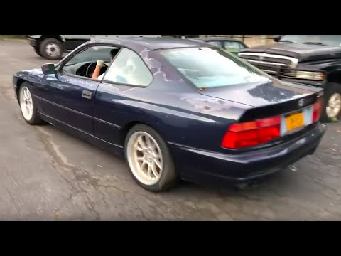 download BMW 8 workshop manual