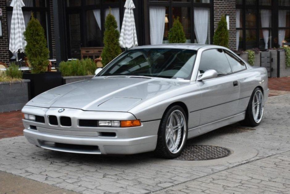 download BMW 850i workshop manual