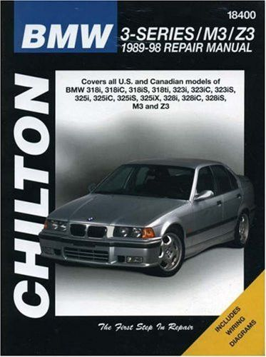 download BMW E36 318I 325I 328I 325IC 325IS workshop manual