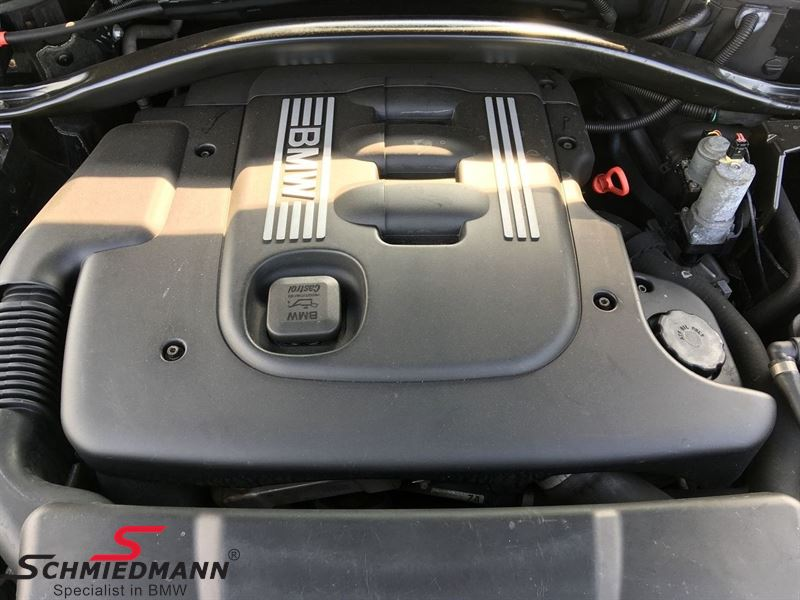 download BMW X3 Series E83 workshop manual