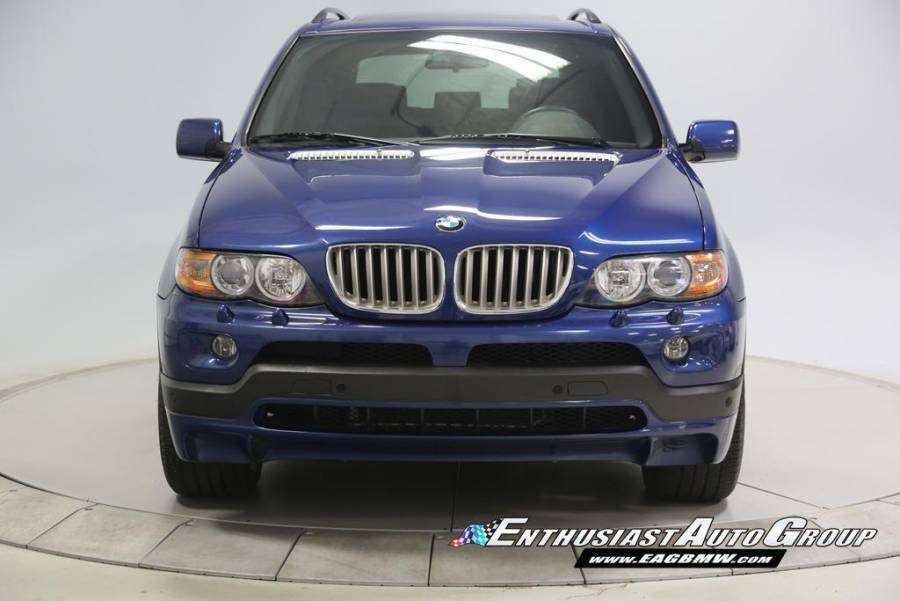 download BMW X5 4 8is SAV workshop manual