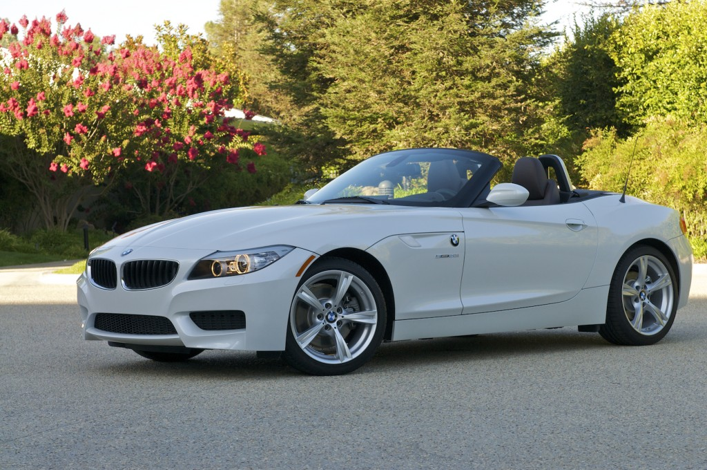 download BMW Z4 workshop manual
