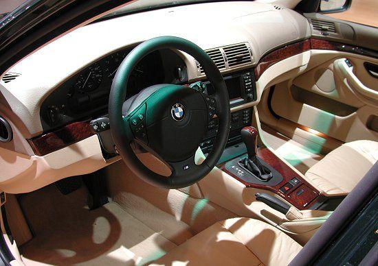 download Bmw 5 E39 525i Sport Wagon workshop manual