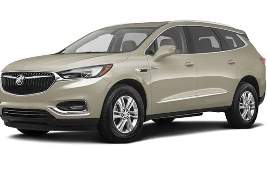 download Buick Enclave workshop manual