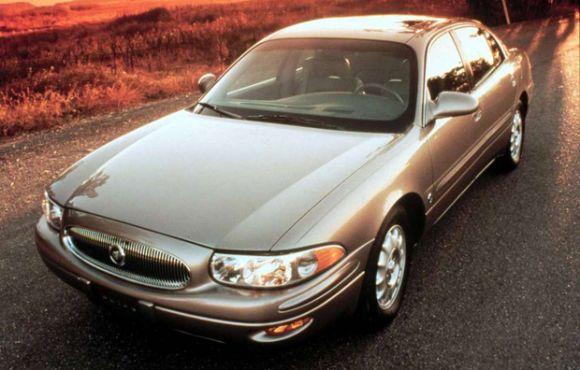 download Buick Lesabre workshop manual