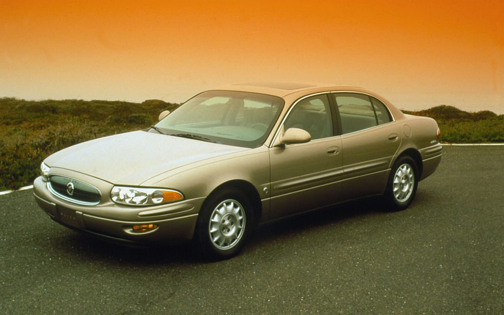 download Buick Lesabre workshop manual
