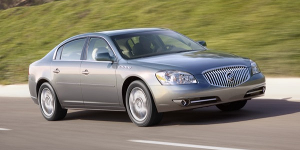 download Buick Lucerne workshop manual