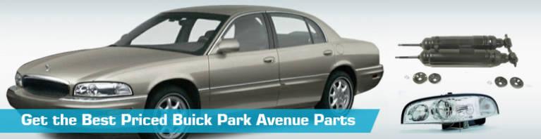 download Buick Park Avenue workshop manual
