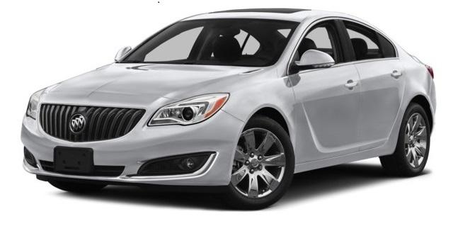 download Buick Regal workshop manual