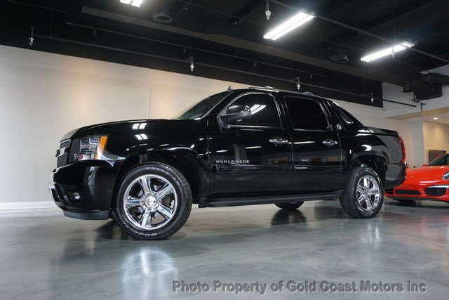 download CHEVY AVALANCHE workshop manual