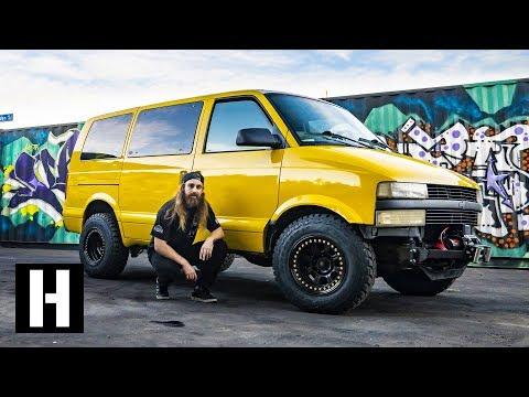download CHEVY CHEVROLET Astro Van workshop manual