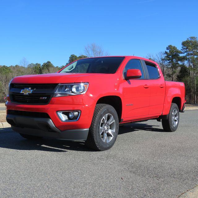 download CHEVY CHEVROLET Colorado Pickup Truck workshop manual