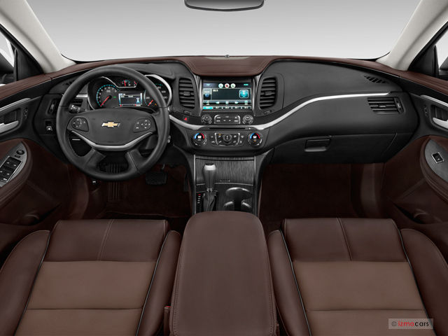 download CHEVY CHEVROLET Impala workshop manual
