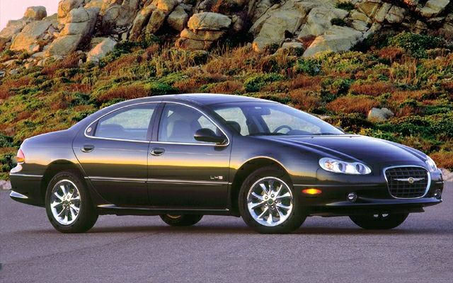 download CHRYSLER LHS workshop manual