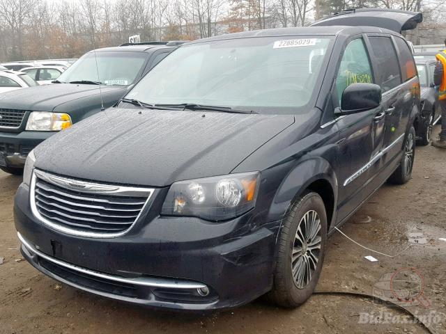 download CHRYSLER Town Country MA workshop manual