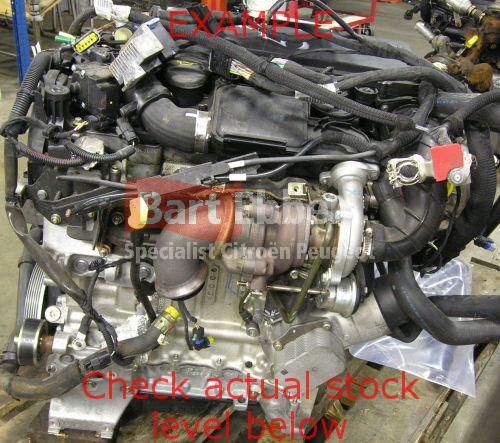 download CITROEN C3 1.4 HDi Engine type 8HX workshop manual