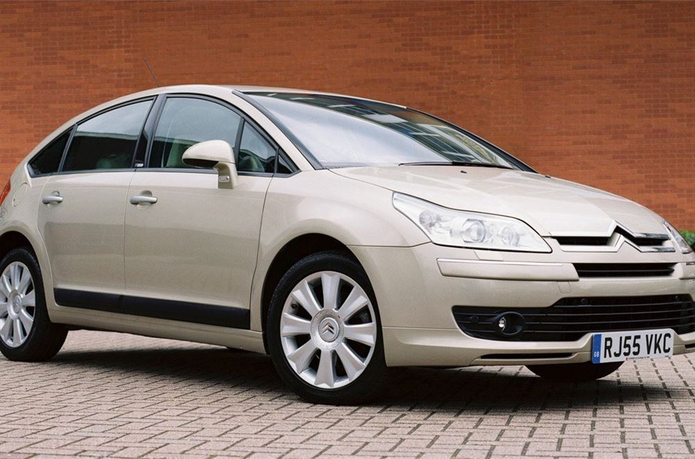 download CITROEN C4 2.0i workshop manual