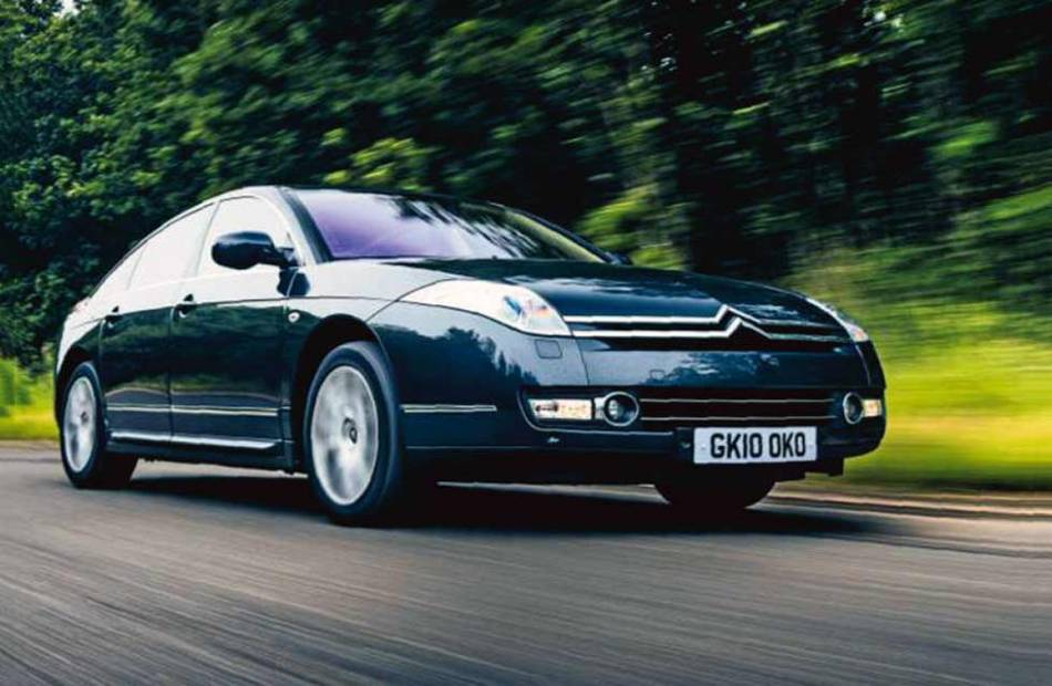 download CITROEN C6 workshop manual