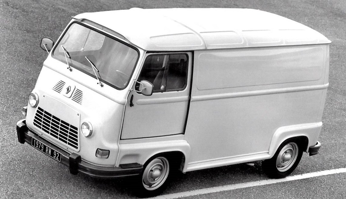 download CITROEN ESTAFETTE workshop manual