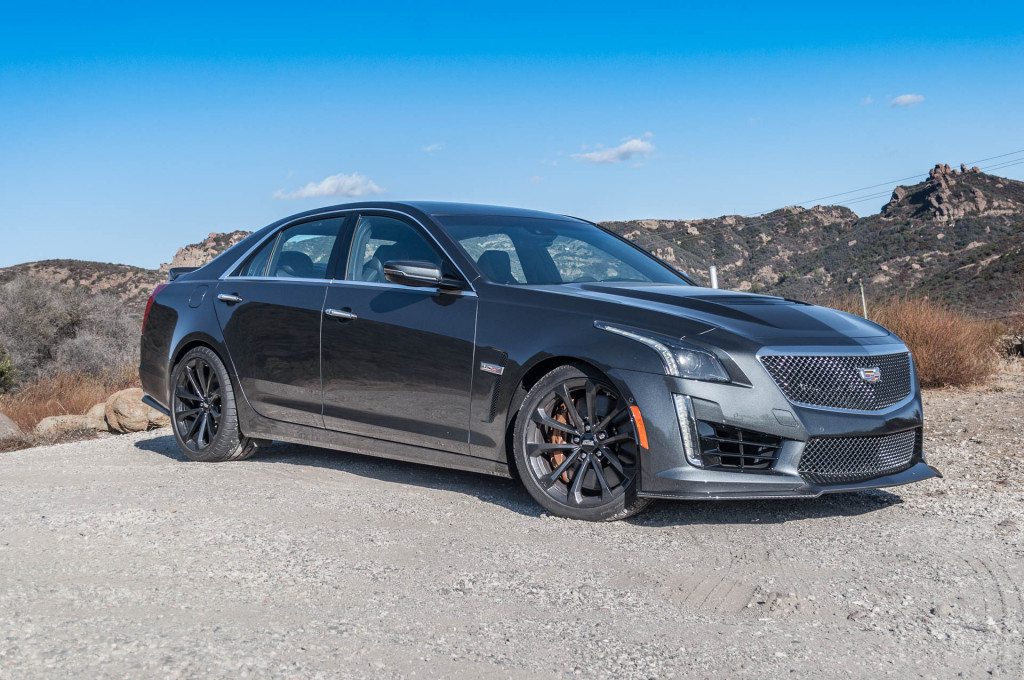 download CTS V workshop manual