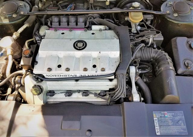 download Cadillac Allante workshop manual