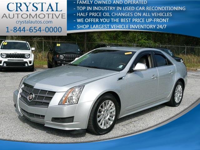 download Cadillac CTS workshop manual