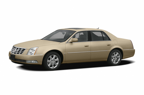 download Cadillac DTS workshop manual