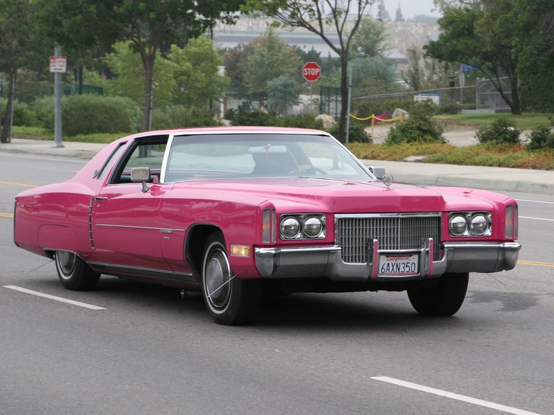 download Cadillac Eldorado workshop manual
