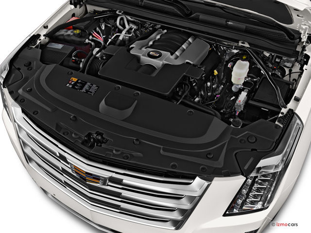 download Cadillac Escalade workshop manual