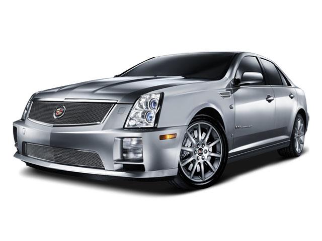 download Cadillac STS V workshop manual