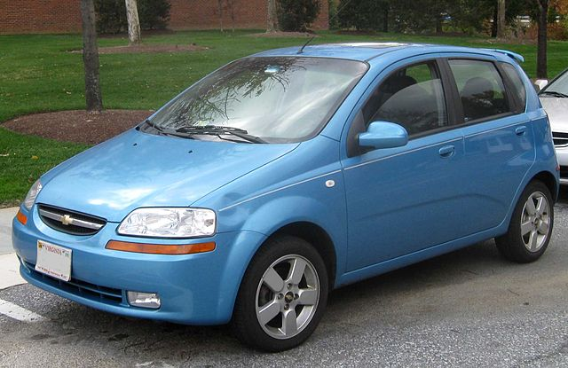 Chevrolet Aveo T200 Factory Workshop And Repair Manual Workshop