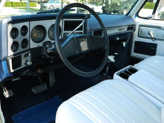 download Chevrolet Blazer workshop manual