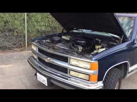 download Chevrolet C2500 Suburban workshop manual
