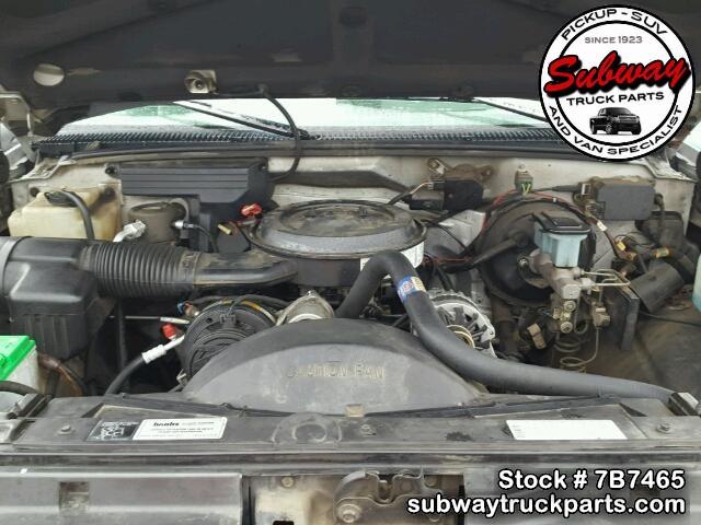 download Chevrolet C2500 workshop manual