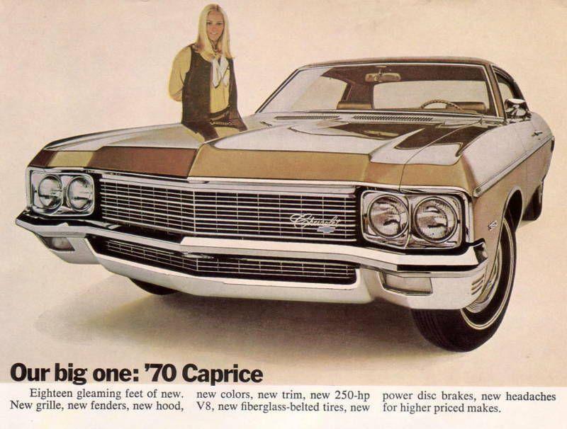 download Chevrolet Caprice workshop manual