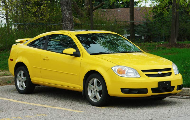 download Chevrolet Cobalt Chevy Cobalt workshop manual