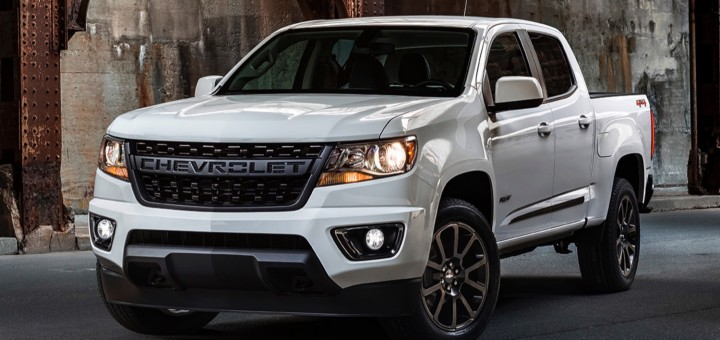 download Chevrolet Colorado workshop manual