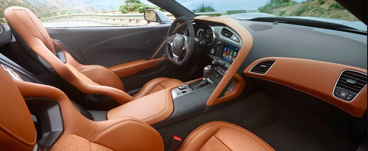download Chevrolet Corvette workshop manual
