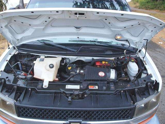 download Chevrolet Express 1500 workshop manual