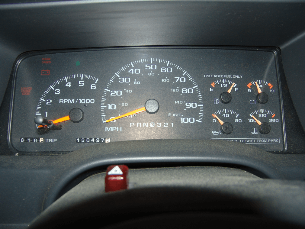 download Chevrolet K1500 Suburban workshop manual